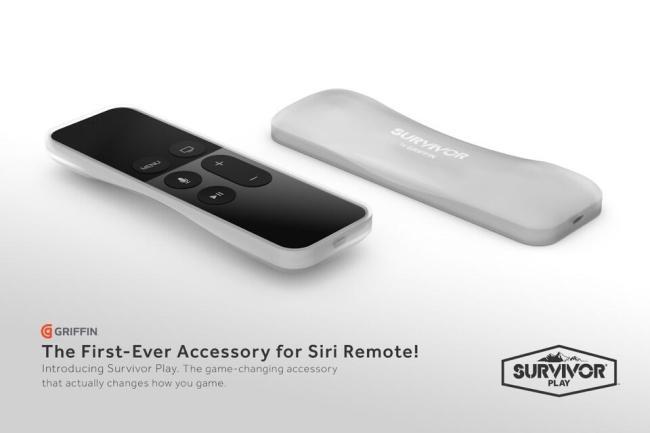 apple tv siri remote pflicht f r spiele und erstes case. Black Bedroom Furniture Sets. Home Design Ideas