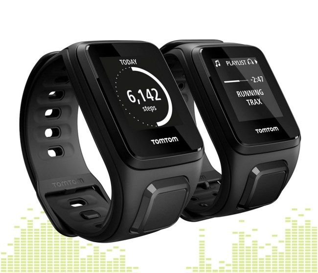 tomtom spark neue fitness uhr mit gps und musikplayer. Black Bedroom Furniture Sets. Home Design Ideas