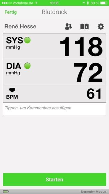 Withings Bluetooth-Blutdruckmessgerät_2
