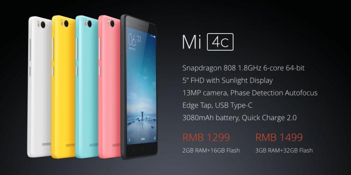 Xiaomi Mi 4c3