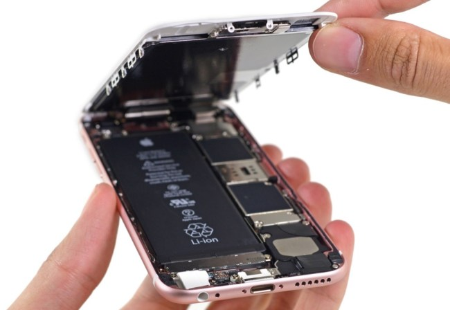 iphone 6s teardown apple