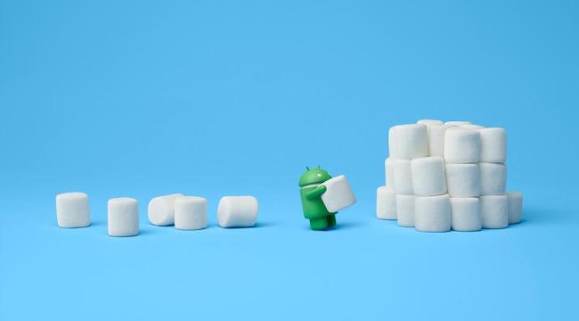 Android 6.0 Marshmallow Header