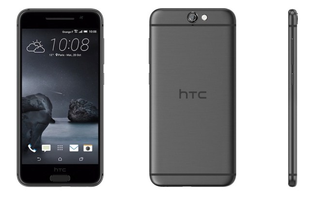 HTC One A9 Dunkel Header