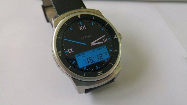 Hybrid Watchface mmeidl78 Android Wear