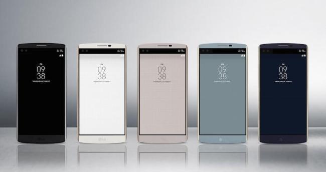 LG V10 Header
