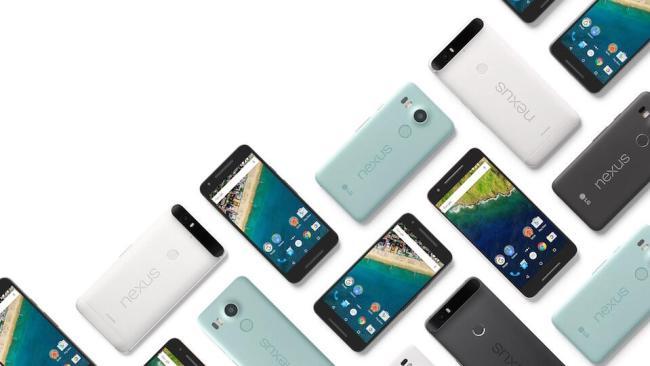 Nexus 5X 6P Header