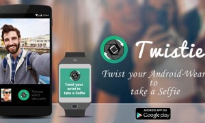 Take selfies comfortably using your #AndroidWear . Use it and you will… - Google Chrome 2015-10-07 11.12.10