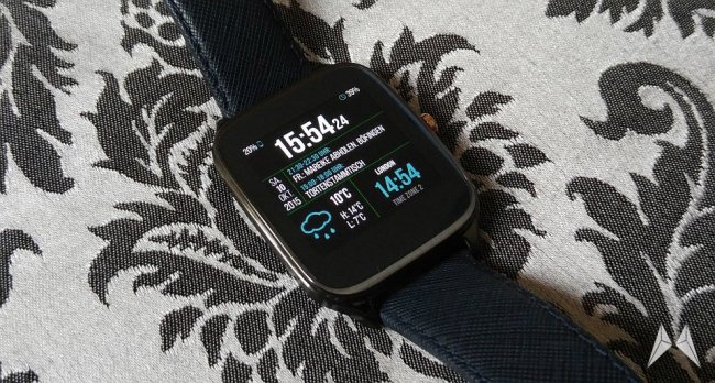 ZenWatchFace Android Wear mmeidl78