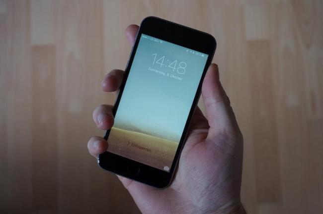 iPhone 6s Test5