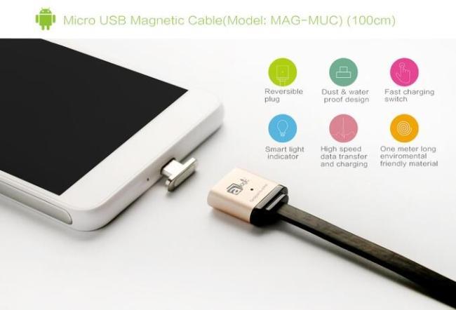 micro usb magcable