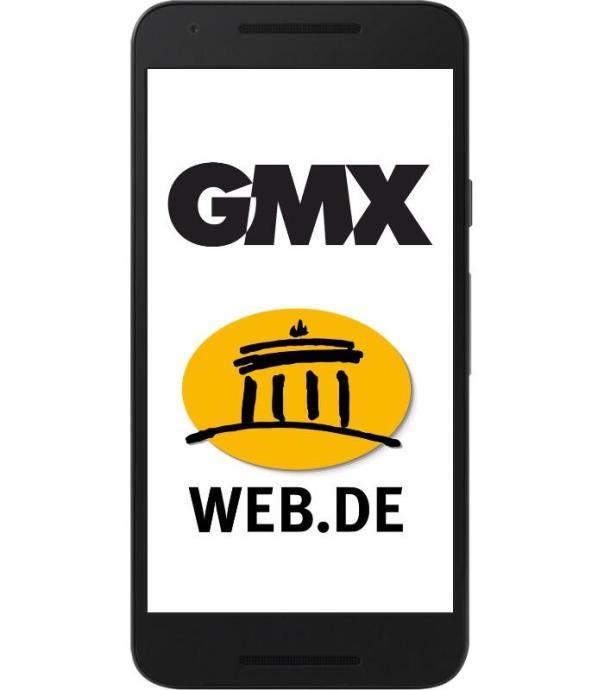 GMX Web_de Logo Phone Header