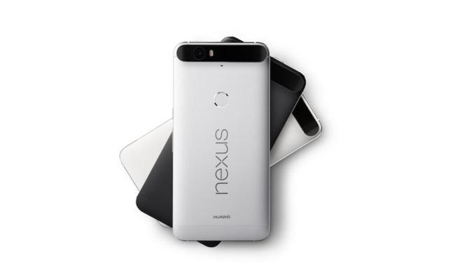 Huawei Nexus 6P Header
