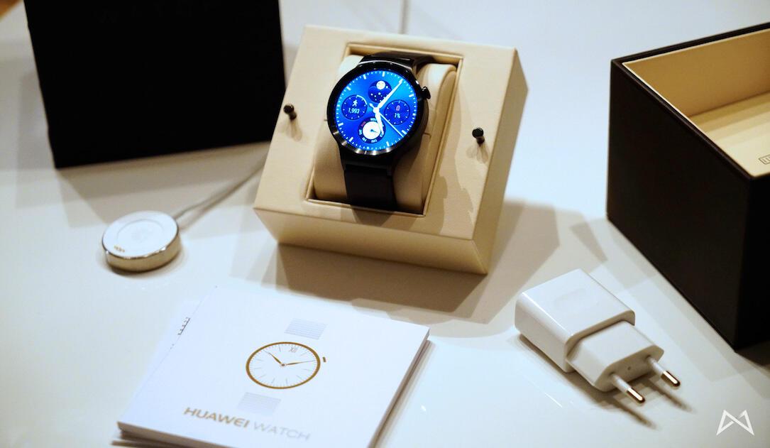 Huawei Watch Lieferumfang
