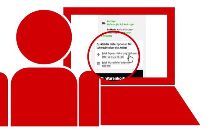 media markt expresslieferung