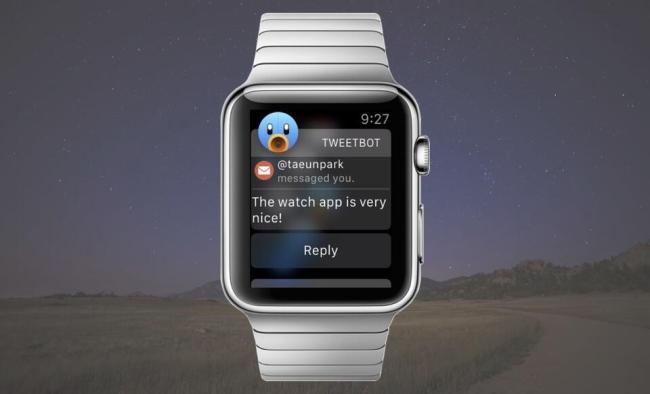 tweetbot 4 apple watch