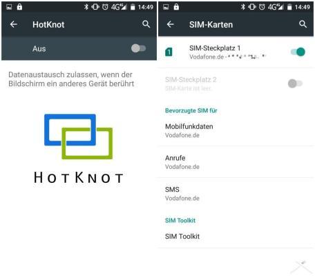 Elephone M2 HotKnot DualSIM