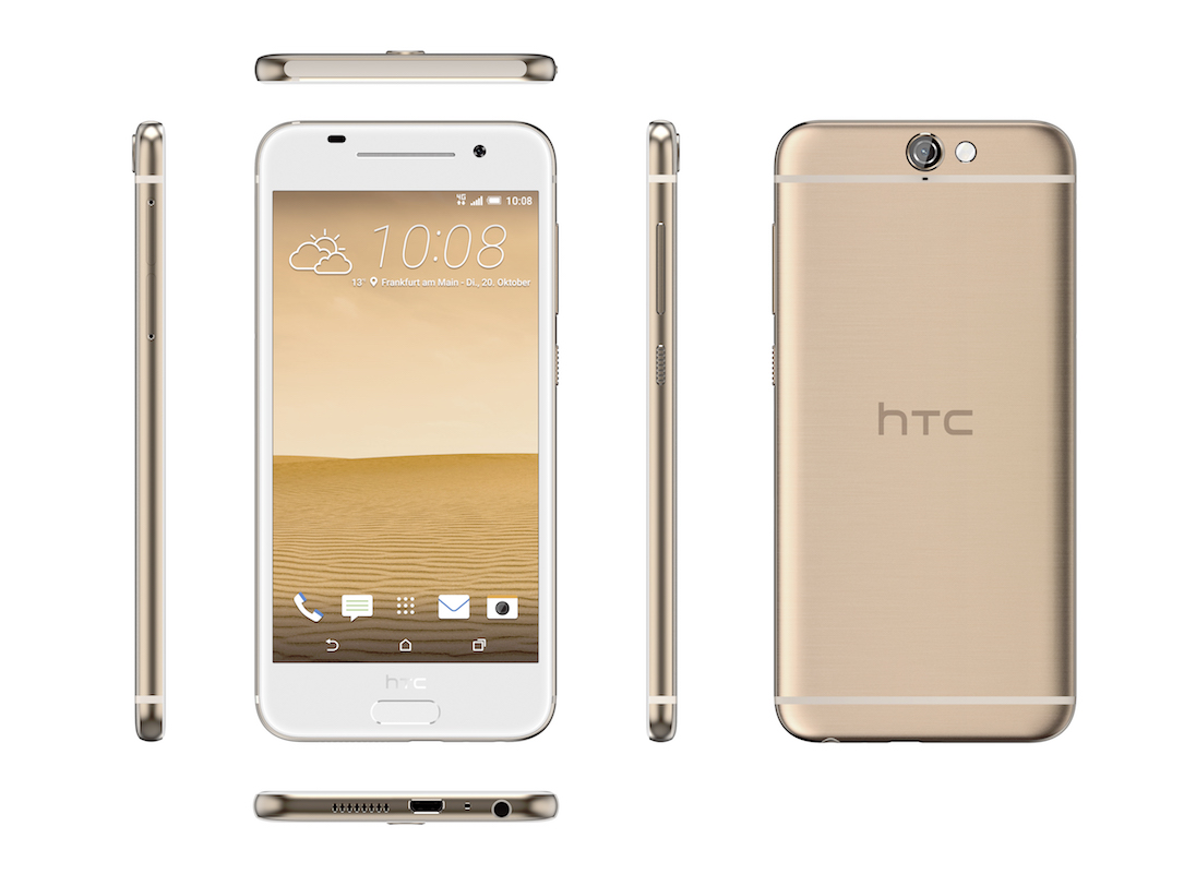 HTC One A9 Deep Gold