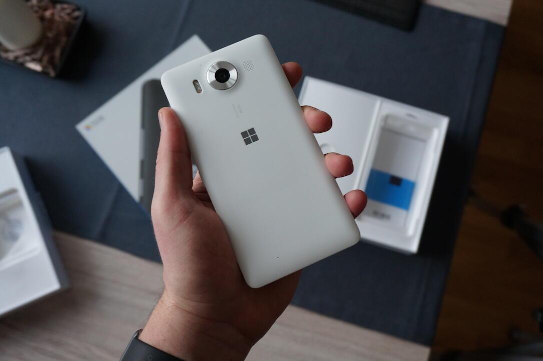 Microsoft Lumia 950 Unboxing4