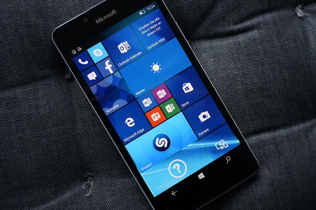 Microsoft Lumia 950 Mit Display Dock Für 279 Euro Erhältlich Update