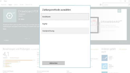 Windows-10-Store_Zahlungsmethode