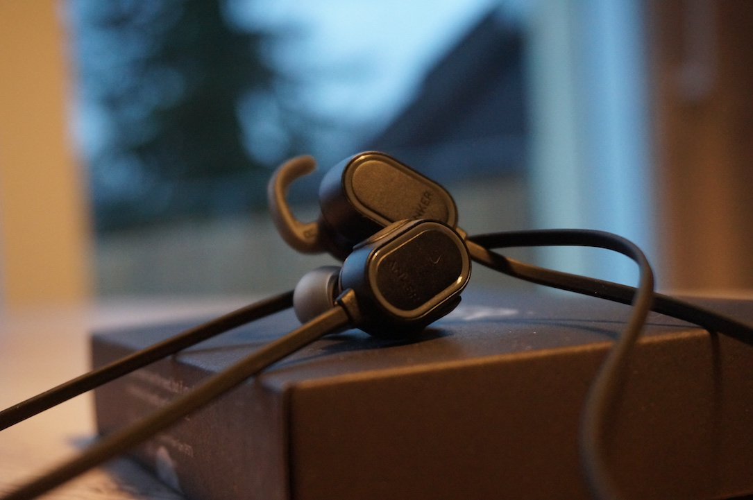 Anker SoundBuds Sport Verpackung