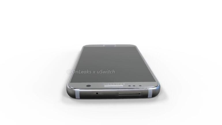 Samsung Galaxy S7 Render1