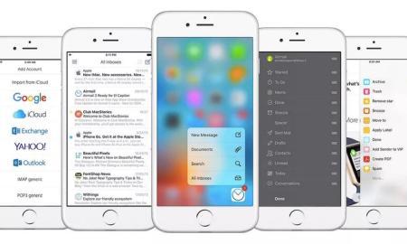 Airmail iOS Header