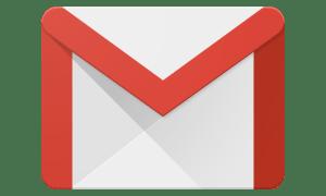 Gmail Logo Header
