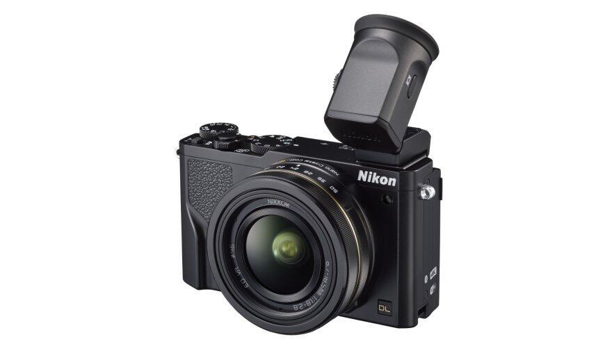 Nikon DL24-85 f_1.8-2.8