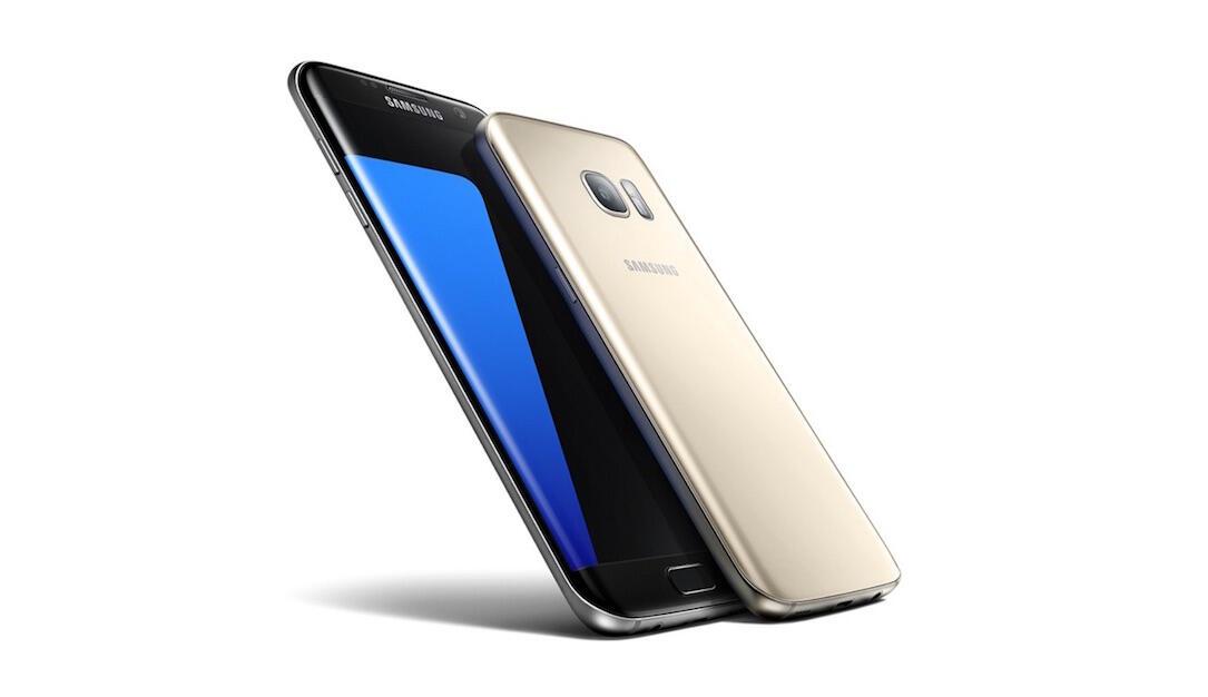 Samsung Galaxy S7 Edge Header