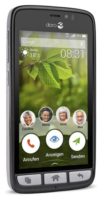 Smartphone Doro 8031