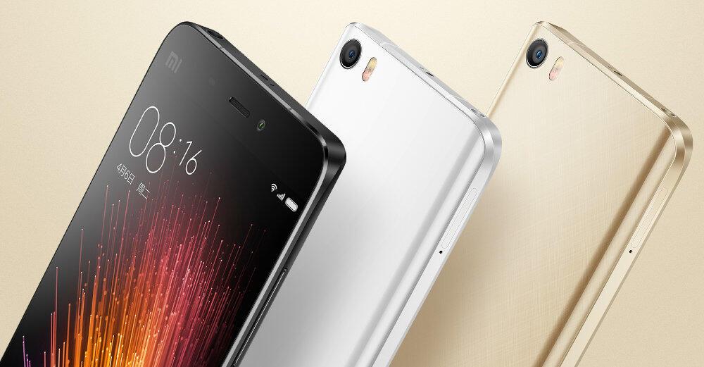 Xiaomi Mi 5 Farben1