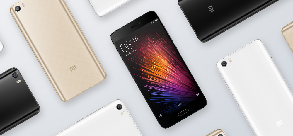 Xiaomi Mi 5 Farben2