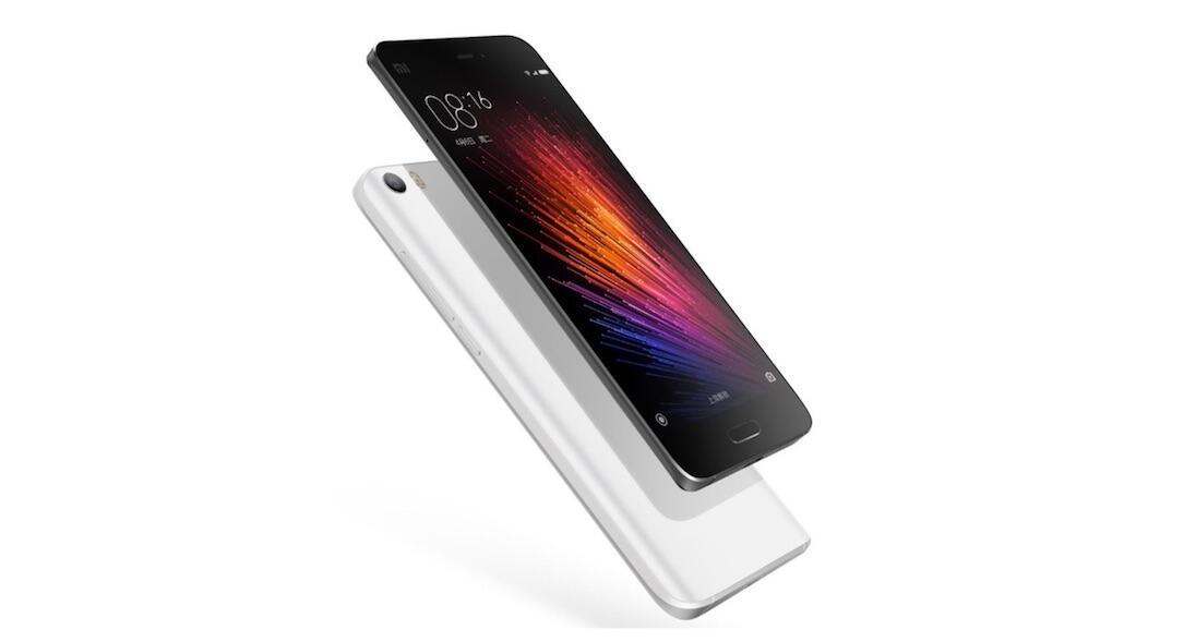 Xiaomi Mi 5 Header
