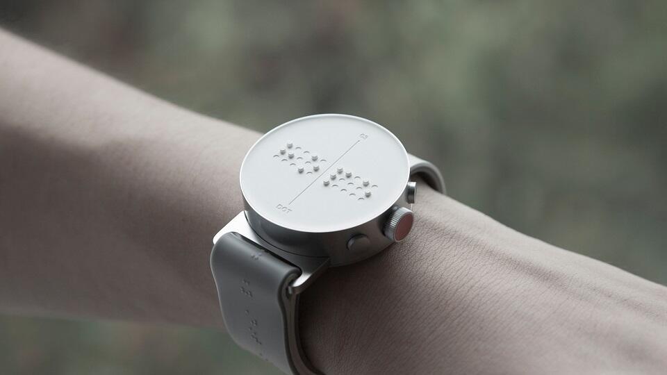 dot Smartwatch für Blinde 2