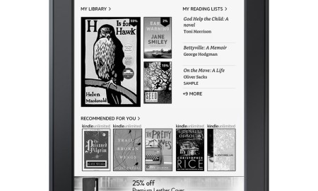 kindle software upgrade