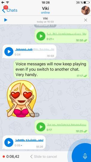 telegram sprachnachrichten