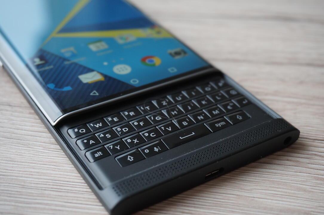 BlackBerry Priv Test10