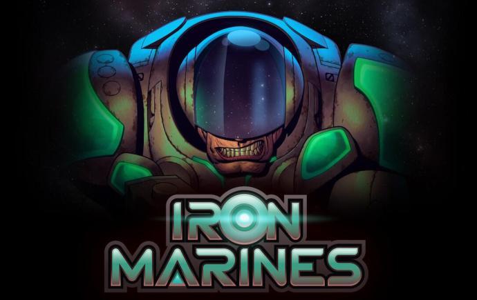 Iron Marines Header