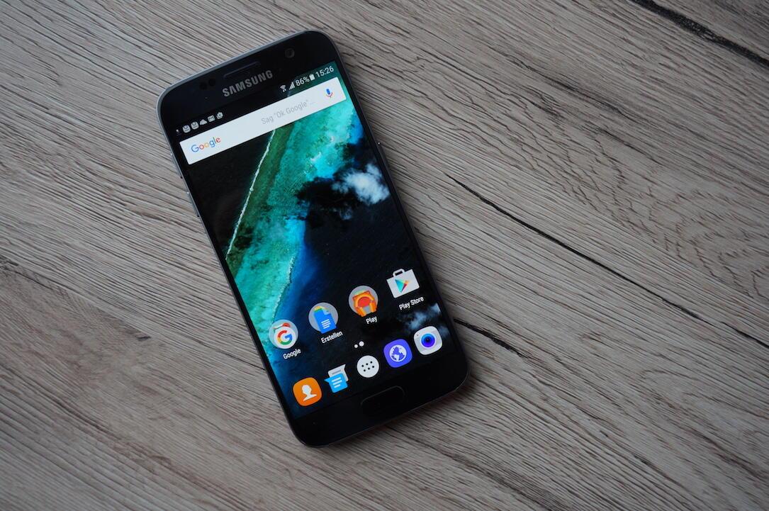 Samsung Galaxy S7 Test2
