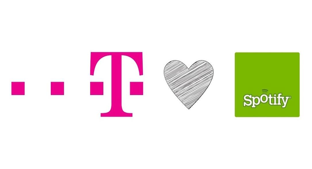 Telekom Spotify Header