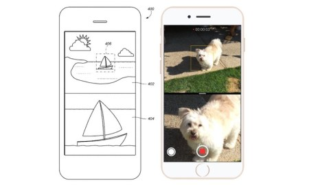 iPhone Dual Camera Patent