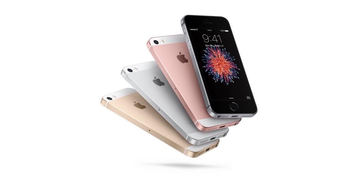 Apple iPhone SE 64 GB für 450 Euro erhältlich