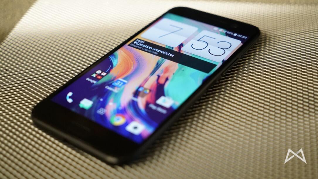 HTC 10 Front _DSC3651