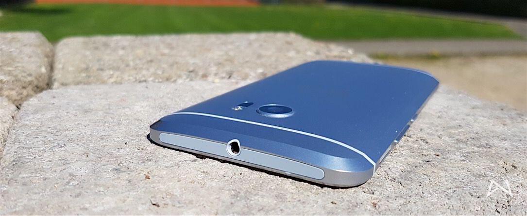 HTC 10 Oberseite Klinkenstecker