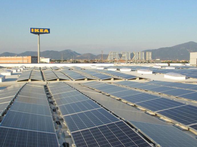 IKEA-Solar