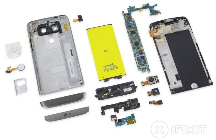 lg g5 komponenten