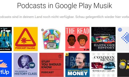 podcasts google