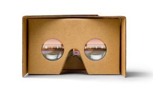 Google VR Cardboard Header