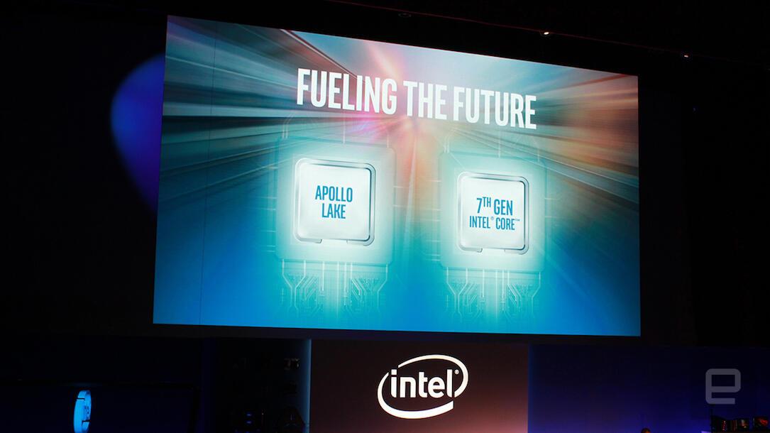 Intel 7Gen Chip